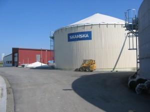 Cena bioplynové stanice