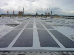 Fotovoltaická fólie