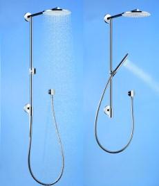 Tyč na sprchu