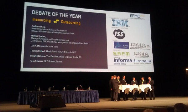 Debate of the year – Insourcing vs. Outsourcing