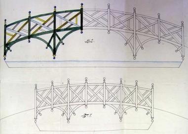 Návrh mostků