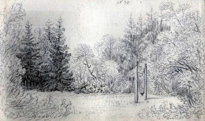 Houpačka – kolem 1800, Paulina ze Schwarzenberku