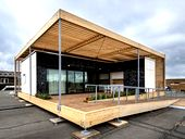 Air house - solar decathlon