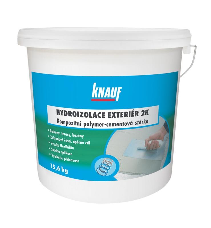 Polymercementová hydroizolační stěrka