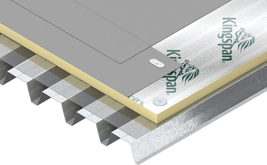 Izolace Střech S Deskami Kingspan Therma Tzb Info