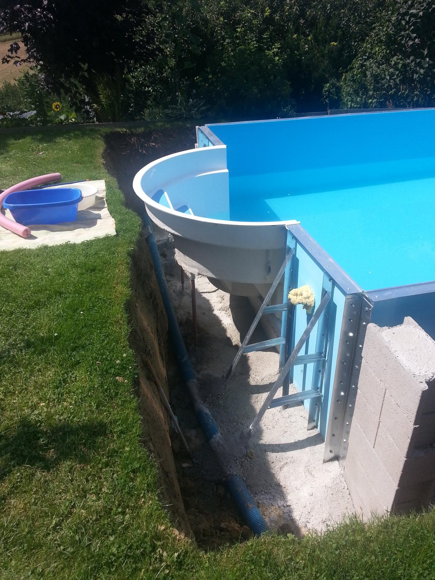 d7d7e5dbc9 Stavba zapuštěného bazénu s izolačním obsypem - TZB-info