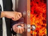 Vyšetřování požáru vuzavřeném prostoru svýznamným vlivem ventilace