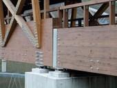 Působení dřevěných konstrukcí vnepříznivých podmínkách