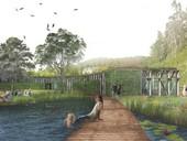 Přestavba dvou bývalých prvorepublikových koupališť vprojektech studentů architektury