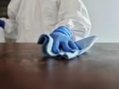 Nedezinfikujte špínu, napřed povrchy vyčistěte