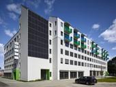 Inovační centrum Svatopetrská sřešením EcoStruxure