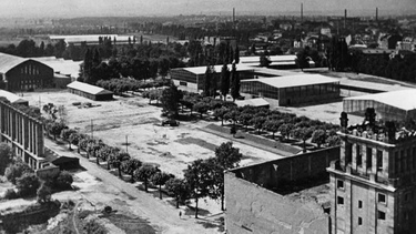 Messe Frankfurt Exhibition grounds 1948