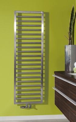 Designové koupelnové radiátory